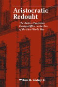 Aristocratic Redoubt Cover