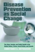 Disease Prevention as Social Change Cover