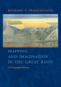 Mapping And Imagination In The Great Basin cover