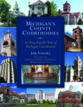 Michigan's County Courthouses cover