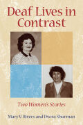 Deaf Lives in Contrast Cover