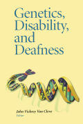 Genetics, Disability, and Deafness Cover