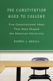 The Constitution Goes to College