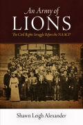 An Army of Lions Cover