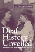 Deaf History Unveiled Cover