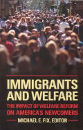Immigrants and Welfare cover