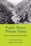 Public Power, Private Dams cover