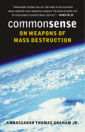 Common Sense on Weapons of Mass Destruction Cover