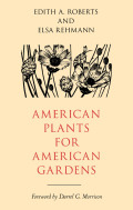 American Plants for American Gardens Cover