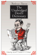 Unabridged Devil's Dictionary Cover