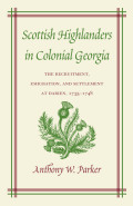 Scottish Highlanders in Colonial Georgia
