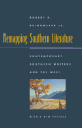 Remapping Southern Literature Cover