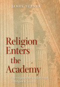 Religion Enters the Academy Cover