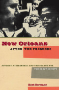 New Orleans after the Promises