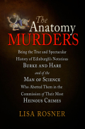 The Anatomy Murders Cover