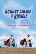 Across America by Bicycle Cover