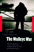 The Walleye War cover