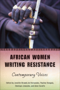 African Women Writing Resistance Cover