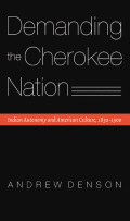 Demanding the Cherokee Nation Cover