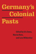 Germany's Colonial Pasts Cover