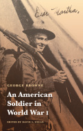 An American Soldier in World War I Cover