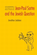 Jean-Paul Sartre and The Jewish Question Cover