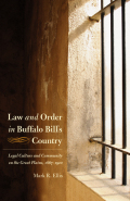Law and Order in Buffalo Bill's Country Cover