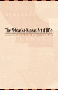 The Nebraska-Kansas Act of 1854 Cover