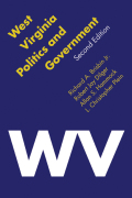 West Virginia Politics and Government, Second Edition Cover