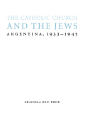 The Catholic Church and the Jews Cover