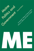 Maine Politics and Government, Second Edition Cover