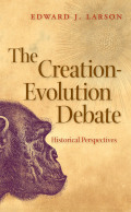 The Creation-Evolution Debate Cover