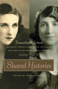 Shared Histories Cover
