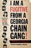I Am a Fugitive from a Georgia Chain Gang! cover