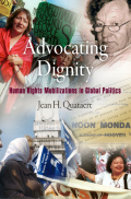 Advocating Dignity Cover