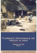 Florence Nightingale on Health in India Cover