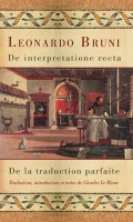 De interpretatione recta - De la traduction parfaite Cover
