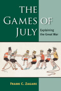 The Games of July Cover