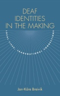 Deaf Identities in the Making Cover