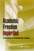 Academic Freedom Imperiled Cover