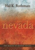 The Making of Modern Nevada Cover
