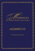 Mekhilta de-Rabbi Shimon bar Yo (Edward E. Elson Classic) Cover