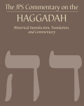 The JPS Commentary on the Haggadah cover