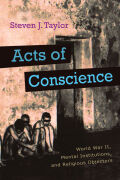Acts of Conscience Cover