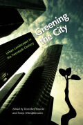 Greening the City Cover