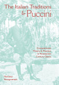 The Italian Traditions and Puccini Cover