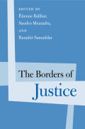 The Borders of Justice Cover