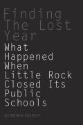 Finding the Lost Year Cover