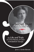 The Secret Trust of Aspasia Cruvellier Mirault