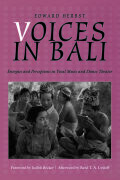 Voices in Bali